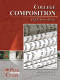 College Composition CLEP Study Guide
